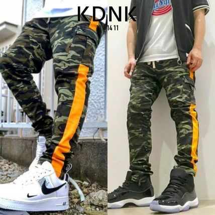 Camouflage Collaboration Pants