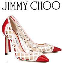 Jimmy Choo Other Check Patterns Pin Heels Party Style
