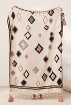 Urban Outfitters Tassel Fringes Ethnic Throws