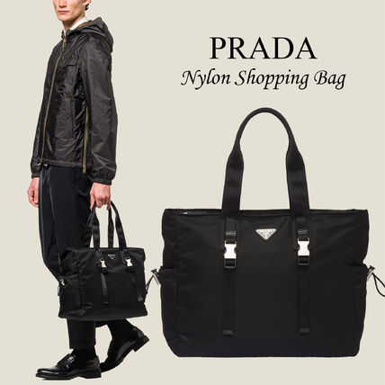 71b9cf76a886 PRADA Men s Totes  Shop Online in US