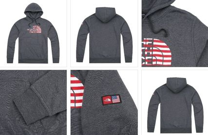 THE NORTH FACE Hoodies Long Sleeves Cotton Hoodies 3