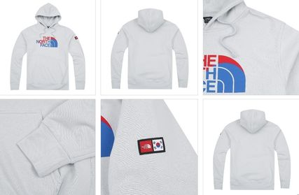 THE NORTH FACE Hoodies Long Sleeves Cotton Hoodies 5