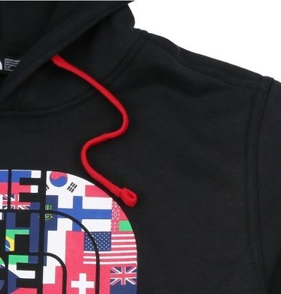THE NORTH FACE Hoodies Long Sleeves Cotton Hoodies 9