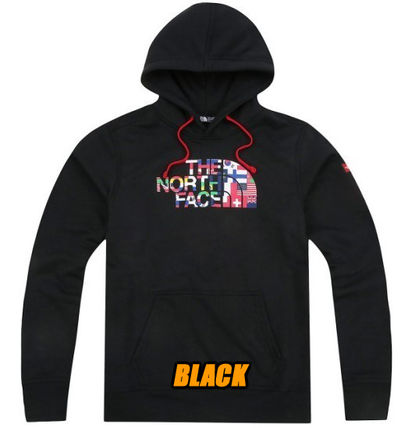 THE NORTH FACE Hoodies Long Sleeves Cotton Hoodies 6