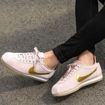 Nike CORTEZ Casual Style Blended Fabrics Low-Top Sneakers