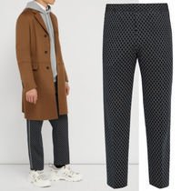 GUCCI Cotton Cropped Pants