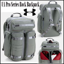 UNDER ARMOUR Unisex Street Style A4 Backpacks