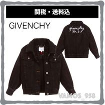 GIVENCHY Street Style Kids Girl Outerwear