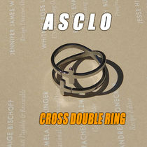 ASCLO Unisex Street Style Rings