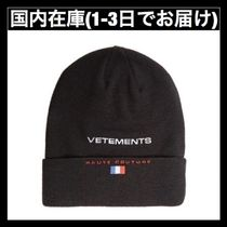 VETEMENTS Knit Hats