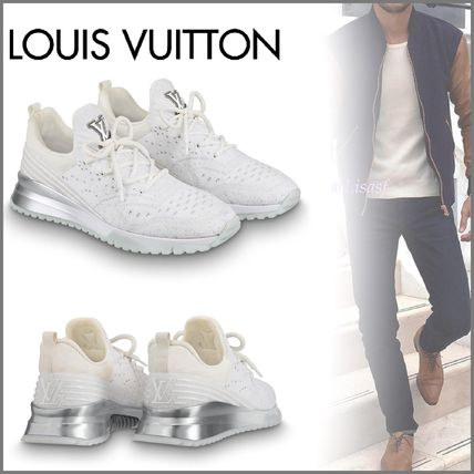 the latest 04ddc f21fa Louis Vuitton Mens Sneakers Shop Online in US  BUYMA