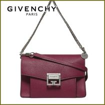 GIVENCHY Street Style 3WAY Chain Plain Party Style Handbags
