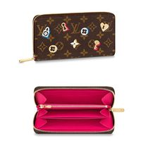 Louis Vuitton MONOGRAM Heart Monogram Blended Fabrics Leather Special Edition
