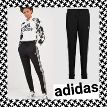 adidas Stripes Plain Cotton Bottoms