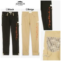 JOYRICH Unisex Denim Pants