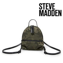 Steve Madden Camouflage Casual Style 2WAY Backpacks
