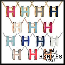 HERMES Unisex Necklaces & Pendants