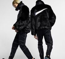 Nike Street Style Cashmere & Fur Coats