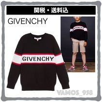 GIVENCHY Unisex Petit Street Style Kids Girl Tops