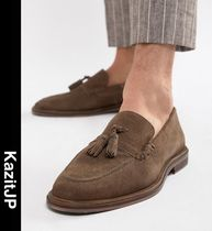 ASOS Loafers Suede Loafers & Slip-ons
