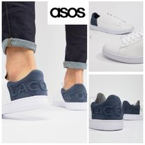 ASOS Plain Leather Sneakers