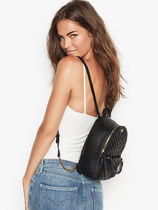 Victoria's secret Casual Style Faux Fur Plain Backpacks