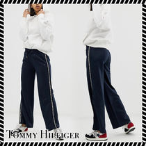 Tommy Hilfiger Casual Style Sweat Street Style Plain Long Sweatpants