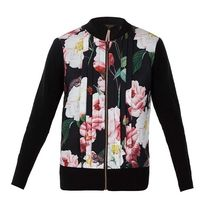 TED BAKER Flower Patterns Casual Style Medium Jackets