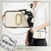 MARC JACOBS Casual Style Unisex Blended Fabrics 2WAY Plain Leather