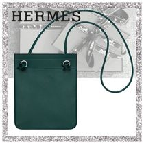 HERMES Aline Leather Messenger & Shoulder Bags