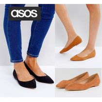 ASOS Casual Style Plain Slip-On Shoes