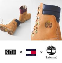 KITH NYC Mountain Boots Street Style Collaboration Outdoor Boots