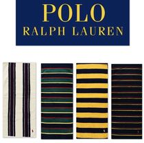 Ralph Lauren Stripes Unisex Plain Bath & Laundry