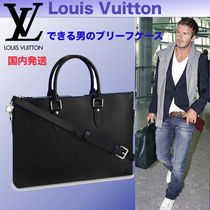 Louis Vuitton ANTHEIA Leather Business & Briefcases