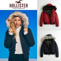 Hollister Co. Street Style Down Jackets