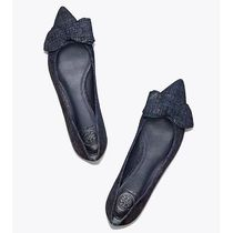 Tory Burch Plain Ballet Shoes
