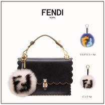 FENDI Unisex Collaboration Elegant Style Accessories