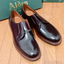 ALDEN BARRIE LAST Plain Toe Plain Leather Shoes