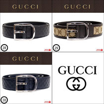 GUCCI Leather Belts