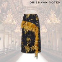Dries Van Noten Pencil Skirts Flower Patterns Other Animal Patterns Medium