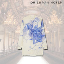 Dries Van Noten Long Sleeves Other Animal Patterns Medium Elegant Style