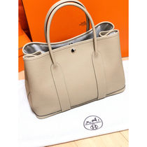 HERMES Garden Party Handbags