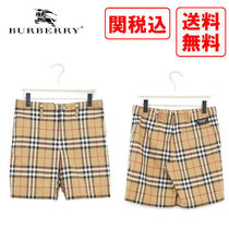 Burberry Street Style Cotton Shorts