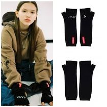 ANOTHERYOUTH Unisex Wool Street Style Gloves Gloves