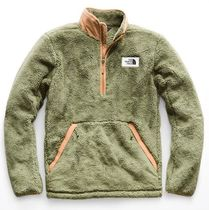 THE NORTH FACE Pullovers Plain Outdoor Tops