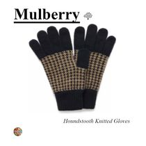 Mulberry Wool Gloves Gloves