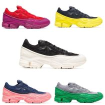 RAF SIMONS Ozweego Street Style Collaboration Bi-color Sneakers