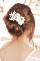 TADASHI SHOJI Flower Patterns Wedding Jewelry