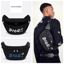 DIOR HOMME Nylon Collaboration Other Animal Patterns