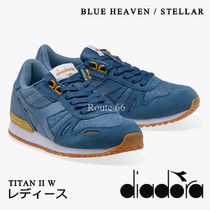 Diadra TITAN Rubber Sole Casual Style Street Style Leather